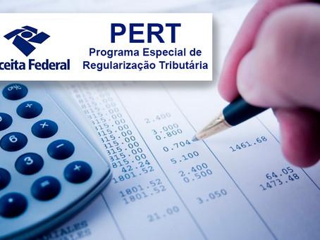 Medida Provisória prorroga adesão a Programa de Regularização Tributária (PERT)