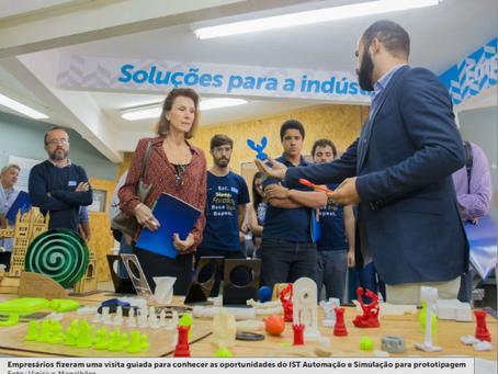 Indústria 4.0 amplia possibilidades de inovação para empresas
