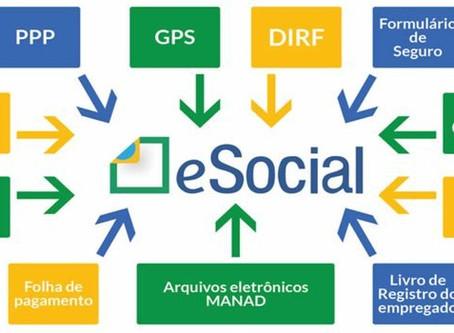 eSocial prorroga início da segunda fase de implantação para as empresas com faturamento de até R$78