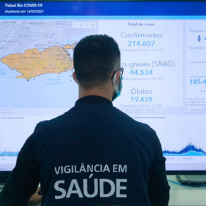 Painel Rio Covid-19 completa um ano com novos dados sobre a doença na cidade