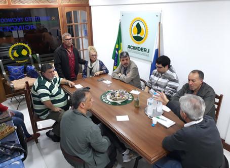 ACIMDERJ promove a 2ª Reunião dos Empresários do Polo Moveleiro de Petrópolis