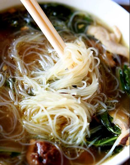 Asian Chicken Lemongrass/Ginger Soup