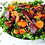 Thumbnail: Kale Salad: pickled beets, roasted carrot, Red Onion, Kombucha Vinaigrette