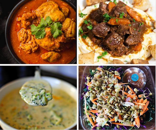 The Ligo Meal Plan