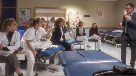 Jornada Formativa en la Unidad de Daño Cerebral del Hospital Beata Maria Ana