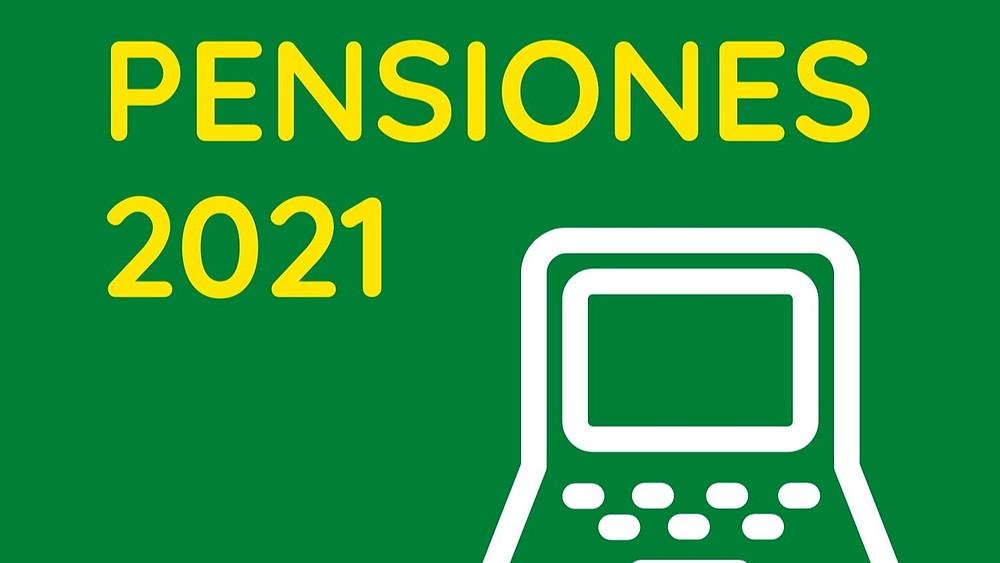 Cuantías mínimas de las pensiones por incapacidad 2021