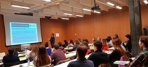 Conferencia con Neuropsicólogos. La importancia de los informes. Asociación madrileña de neuropsicología y Neurolegal