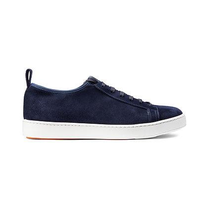 Sneaker Clean Santoni estiva Uomo