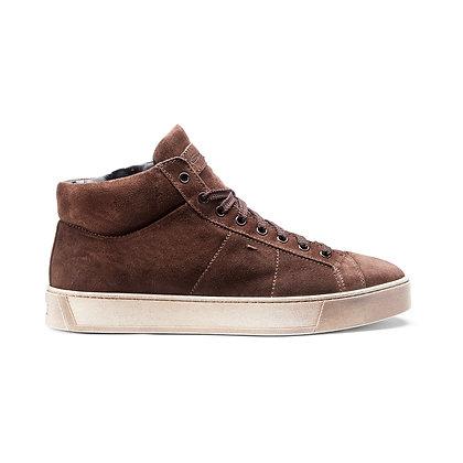 Sneaker Alta Santoni Uomo