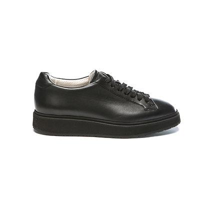 Sneaker Dip in Pelle Nera