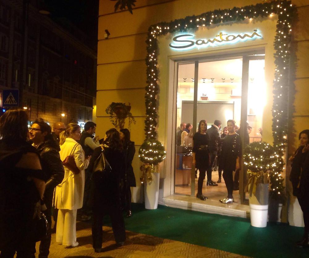 Natale 2014 | Santoni Store Cagliari