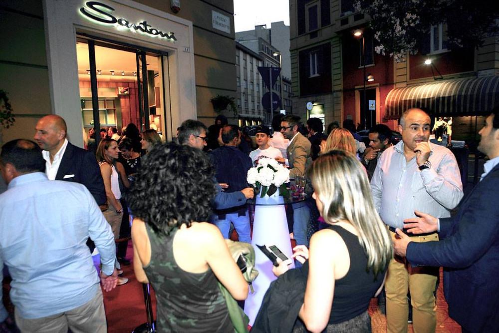 Evento Santoni Store Cagliari | Giugno 2014