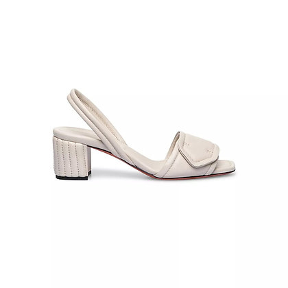 Sandalo tacco 5 cm Made in Italy Sanroni