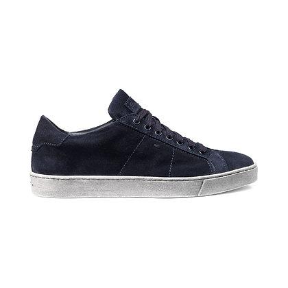 Sneakers Santoni Uomo in Camosio