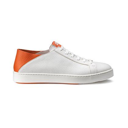 Sneaker Santoni 999 Orange Edition