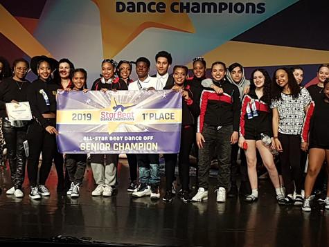 2019 Senior Champions