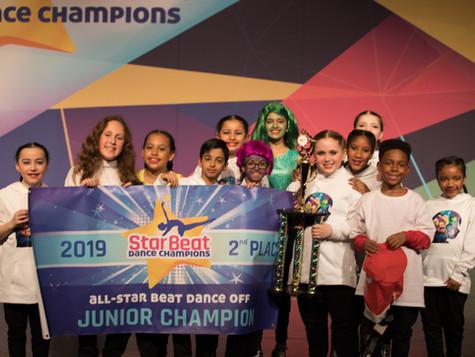 2019 Junior Dance Off