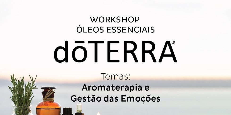 Workshop de Óleos Essenciais DoTerra