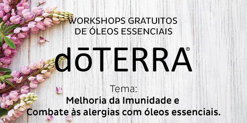 Workshop DoTerra | Cidadela Cascais