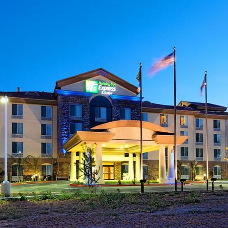 Holiday Inn Express Fresno
