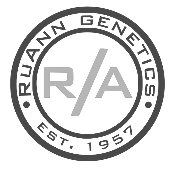 RuAnn Genetics new circle logo70 OPACITY