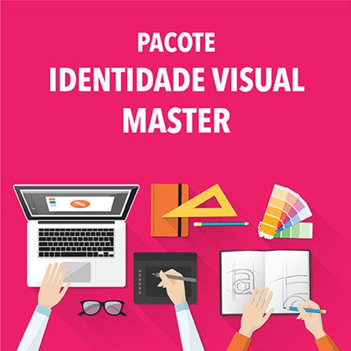 Pacote - Identidade visual - MASTER