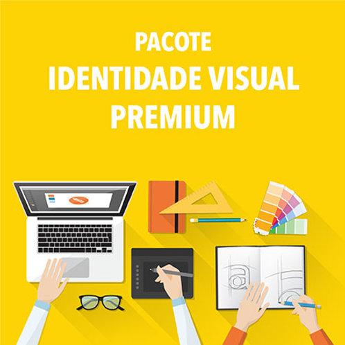 Pacote - Identidade visual - PREMIUM
