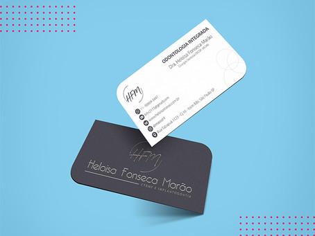 Cartão de visitas físico x cartão de visitas virtual