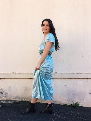 Kayla Dress - Green