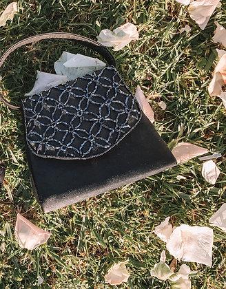Tiny Beaded Handbag II