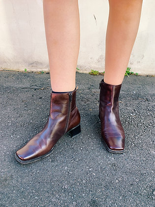 Caramel Boots