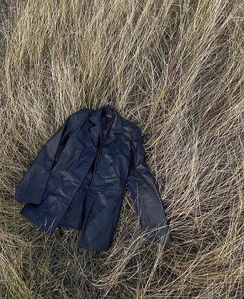 Latte Leather Jacket