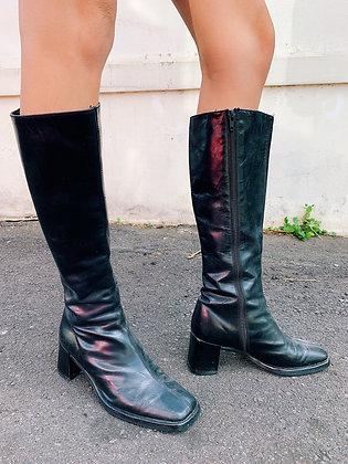 Midnight Boots