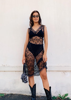 Datolite dress