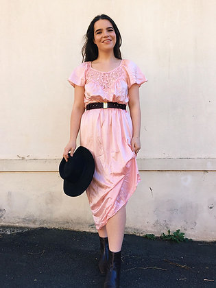 Kayla Dress - Pink