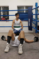Sparring breather