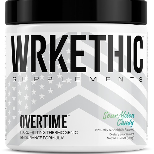 WRKETHIC Overtime
