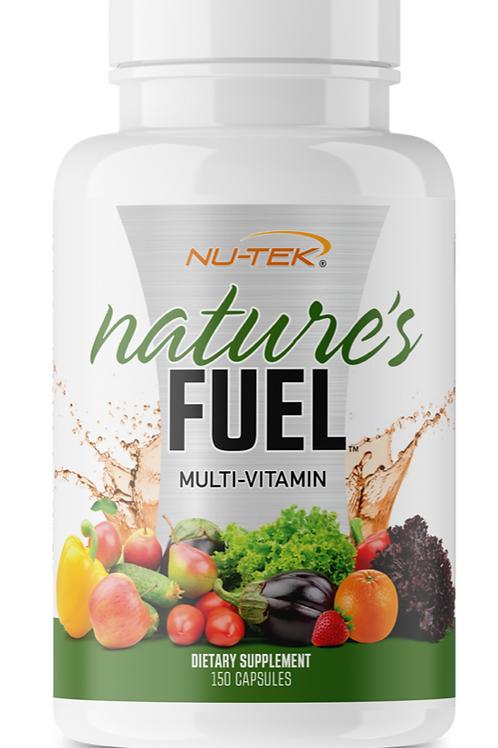 Nature's Fuel Capsules
