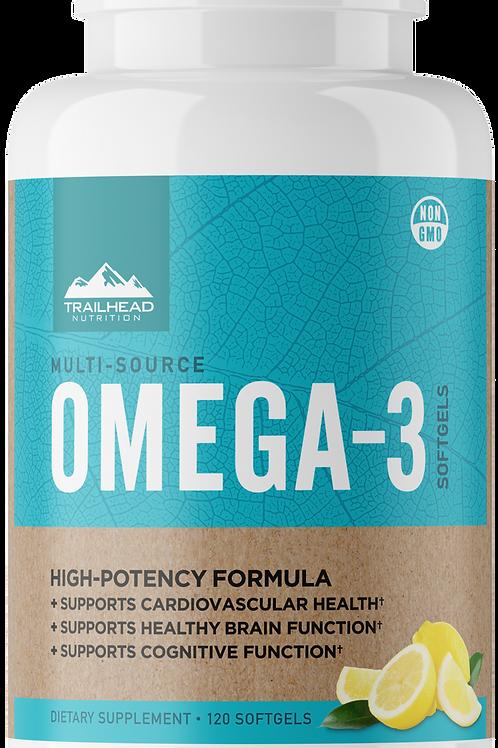 Trailhead Omega-3's