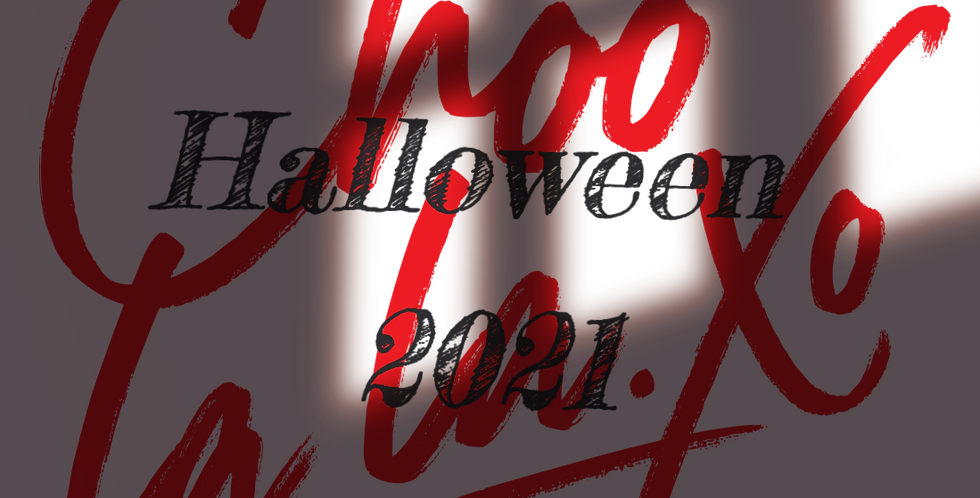 ***Halloween Deposit - WOODVILLE BF Monday 6.15pm