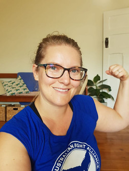 Just completed my first #Fitesque workout! So great! Achievable, adaptable and enough of a challenge to make me sweat! Feeling great. Thanks Mel & team! 🔥❤🧡💛💪🏽 #postyourpose #FitesqueUnleashed #bodypositive #lovemybody