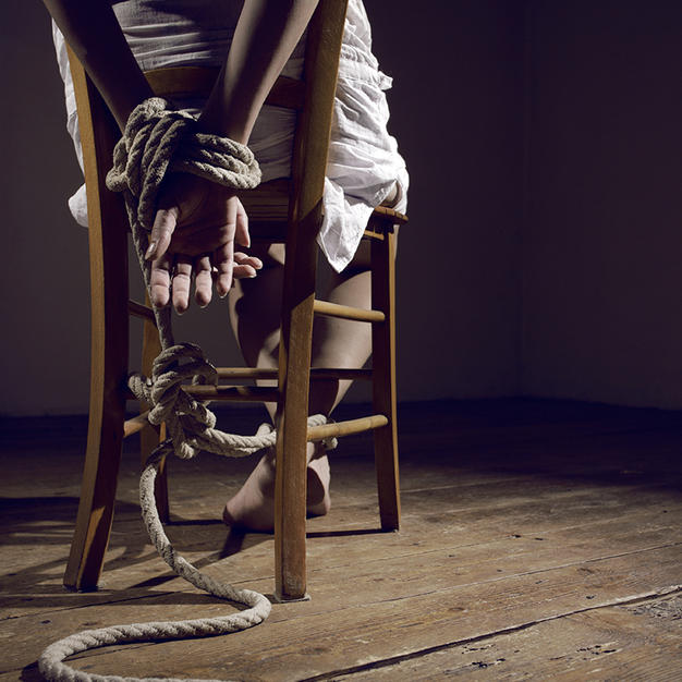 Chair Chained