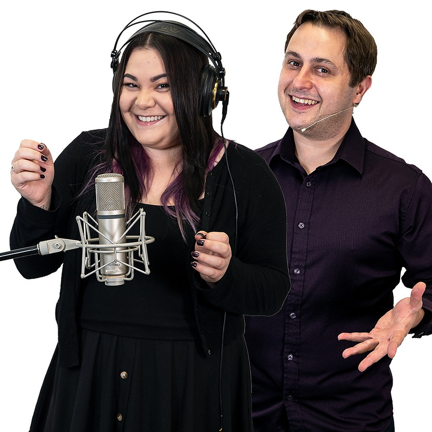 Voiceover for Actors with Marty & Michael Wilkop