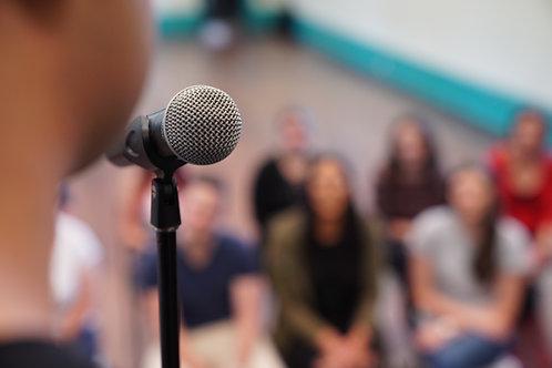 Deposit: Group Vocal Class