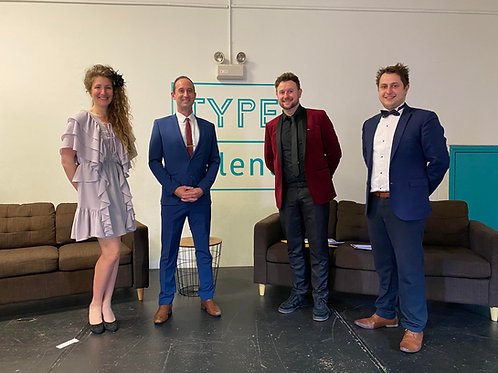 2021 TYPE talent fringe awards and completion of course celebration