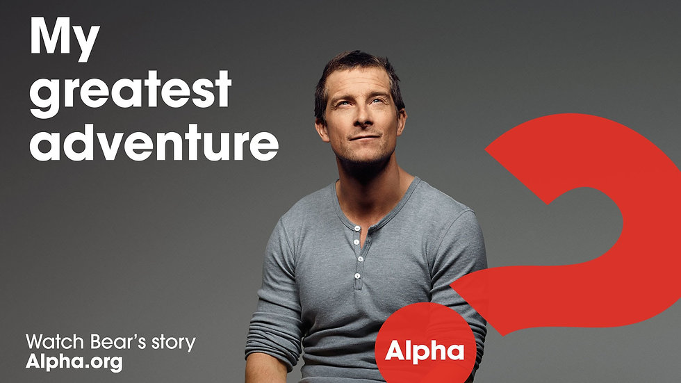 Alpha course St Laurence