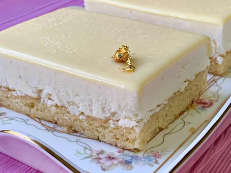 עוגת קרמבו הגרסה הלבנה