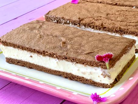 עוגת קינדר מילק סלייס