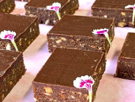 קוביות שוקולד (עם מרכיב מפתיע)