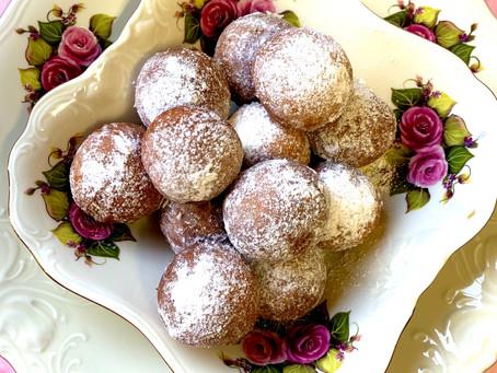 פונצ'יקי סופגניות רוסיות
